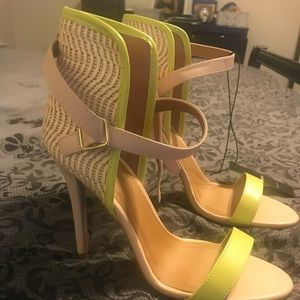 Bebe Sandals- SIZE 9